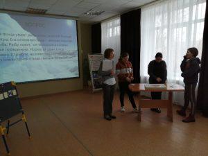 Для детей в КЦСОН Пугачевского района прошла игра «Поле чудес»
