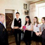 Юные волонтеры КЦСОН Пугачевского района поздравили тружеников тыла