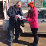 Специалисты КЦСОН Пугачевского района провели акцию «Коронавирусу – нет!»