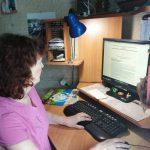 Пугачевские пенсионеры обучаются в «Университете третьего возраста дистанционно
