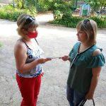 Специалисты КЦСОН Пугачевского района провели информационную акцию «Не оставляйте окна открытыми»