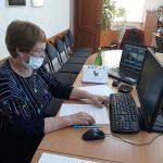 Представитель старшего поколения из Пугачевского района стала участницей регионального Чемпионата по компьютерному многоборью