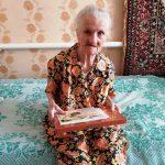 Труженица тыла из Пугачева отметила 90-летний юбилей