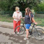 Специалисты КЦСОН Пугачевского района провели очередную плановую разъяснительную работу с населением