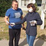 Специалисты КЦСОН Пугачевского района провели информационно-профилактическую акцию «Трезвая Россия – здоровая Россия»