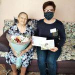 Труженице тыла из Пугачева исполнилось 90 лет