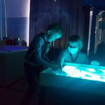 Положительные эмоции в сенсорной комнате КЦСОН Пугачевского района