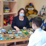 Психолог КЦСОН Пугачевского района помогает детям в раскрытии потенциала