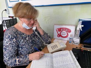 Больше пятидесяти звонков приняли сотрудники КЦСОН Пугачевского района по телефону «Горячей линии»