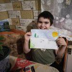 В КЦСОН Пугачевского района подведены итоги конкурса рисунков