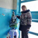 «Праздник в каждый дом» от «серебряных» волонтеров ГАУ СО КЦСОН Пугачевского района