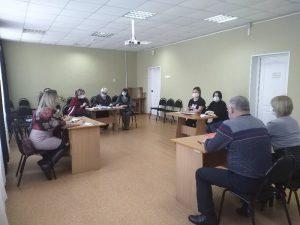 Члены консилиума обсудили индивидуальную работу с несовершеннолетними правонарушителями