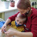 Новые направления деятельности семейно-досугового клуба «Эстетика» привлекают детей