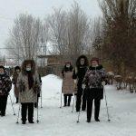 Пенсионеры Пугачевского центра социального обслуживания населения за активное долголетие