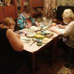 В КЦСОН Пугачевского района продолжаются занятия правополушарным рисованием