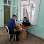 В преддверии Дня защитника Отечества прошел шахматный турнир