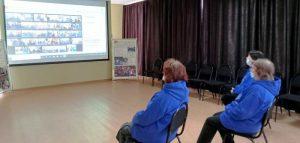 Состоялся областной обучающий семинар для «серебряных» волонтеров