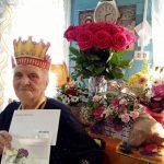 90-летний юбилей отметила жительница Пугачевского района
