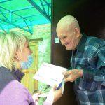 Житель Пугачева встретил 90-летний юбилей