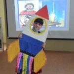 В «космическое путешествие» отправились дети в КЦСОН Пугачевского района