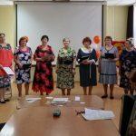 Клуб «Старость в радость» ГАУ СО КЦСОН Пугачевского района отметил девятую годовщину