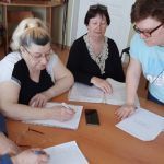 Пугачевские пенсионеры отметили День экологических знаний