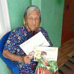 90-летний юбилей встретила труженица тыла из Пугачева