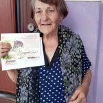 Жительница города Пугачева встретила 90-летний юбилей