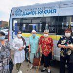 Пенсионеры Пугачевского района проходят плановую диспансеризацию