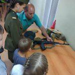 Ветераны общественной организации познакомились с детьми, состоящими на обслуживании в КЦСОН Пугачевского района