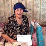 90-летний юбилей отметила жительница Пугачева