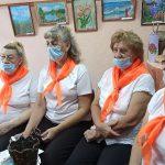 Пугачевские волонтеры приняли участие в очередном семинаре по обмену опытом