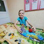 Психолог КЦСОН Пугачевского района раскрывает способности «особенных» детей через сказкотерапию