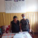 В Пугачевском районе продолжают работать социальные приемные