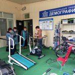 Сельские жители знакомятся с технологиями национального проекта «Демография»