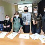 В КЦСОН Пугачевского района прошел мастер-класс по лепке из соленого теста