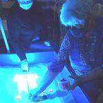 """В ГАУ СО КЦСОН Пугачевского района продолжаются занятия в сенсорной комнате в рамках регионального проекта """"Старшее поколение"""""""