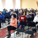 Студентам политехнического лицея рассказали о рисках мировой паутины
