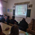 Специалист КЦСОН Пугачевского района провела час истории для студентов Пугачевского гидромелиоративного техникума